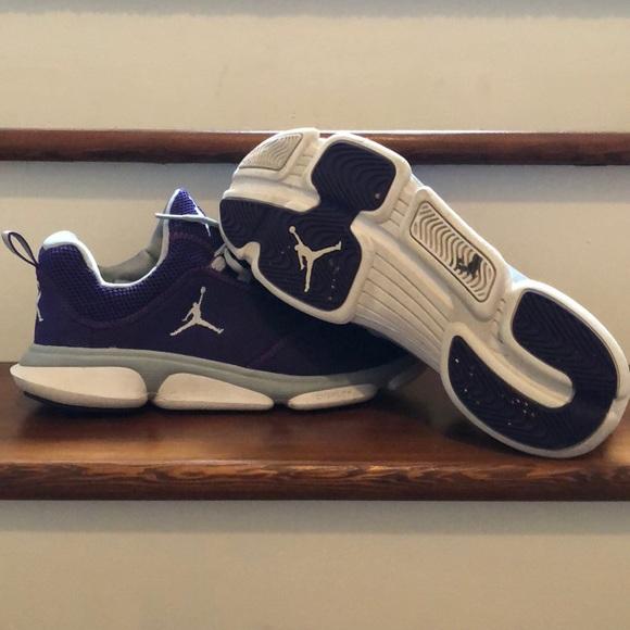 Jordan RVCR Cushlon training sneakers -Club Purple